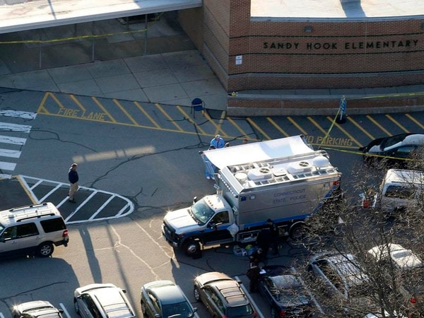 Sandy Hook school evacuated after receiving bomb threat on shooting anniversary