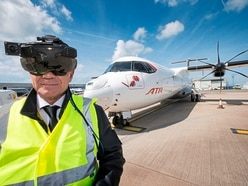 Fog-beating tech trialled by Aurigny 'is a game changer'