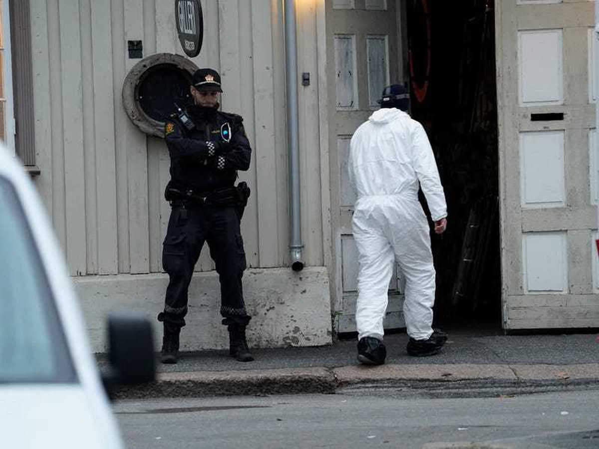 Suspect in Norway bow-and-arrow killings had been flagged over radicalisation