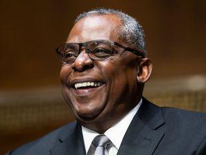 Lloyd Austin confirmed as first black US defence secretary