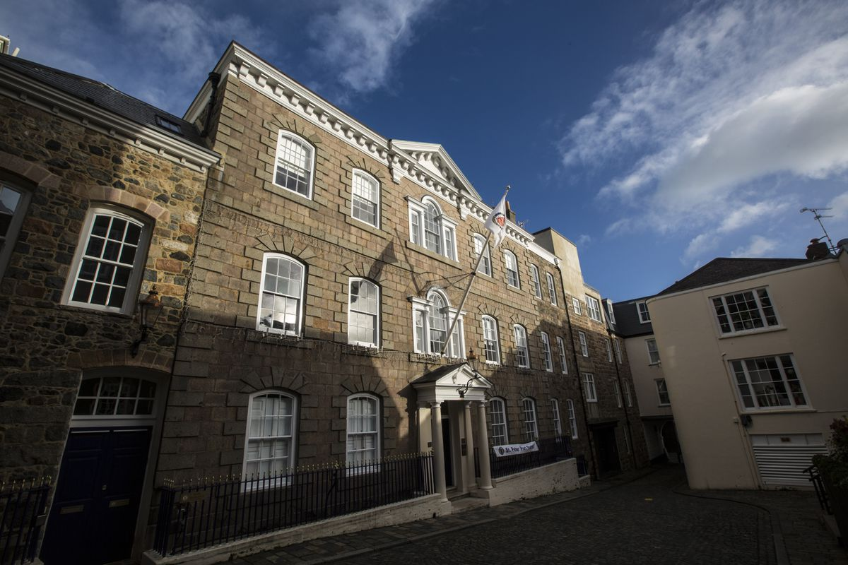 The St Peter Port Constables' Office is the venue for Saturday's drop-in. (Picture by Adrian Miller, 29100909)