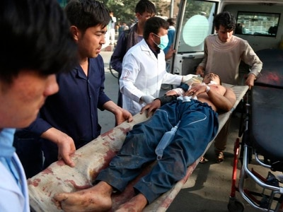 Deadly suicide blast targets Shia area in Afghan capital