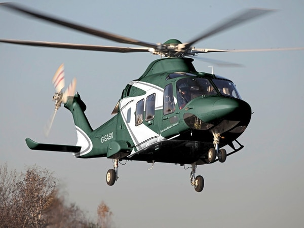 Failure to secure lotto funding 'delays air ambulance launch'
