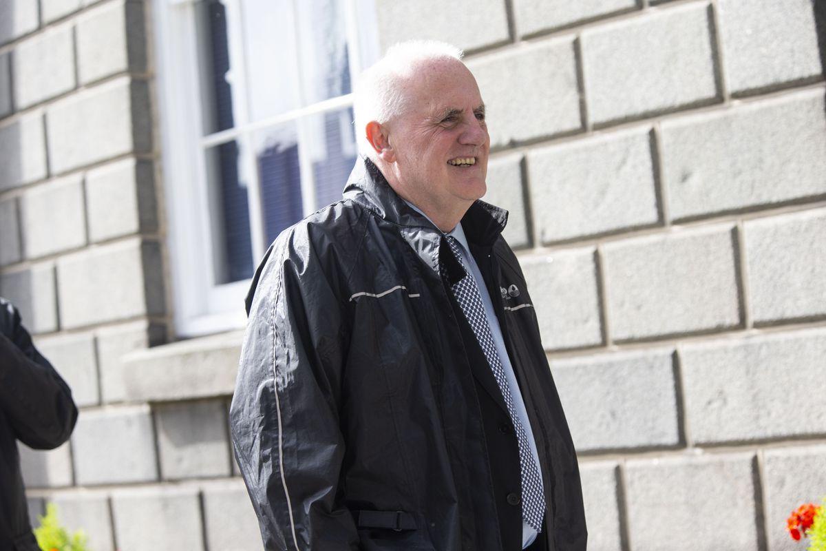 Deputy Peter Ferbrache. (Picture by Sophie Rabey, 28300924)