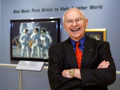 Astronaut and moonwalker Alan Bean dies aged 86