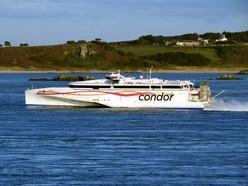 Condor Liberation sailings cancelled tomorrow