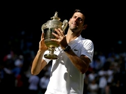 How men's final day unfolded at Wimbledon as Novak Djokovic scooped the title