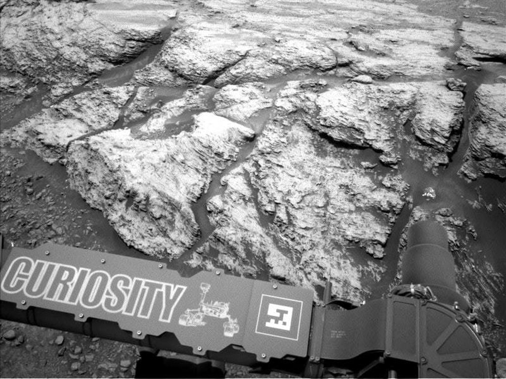 NASA's Curiosity Rover Detects Spike In Methane On Mars