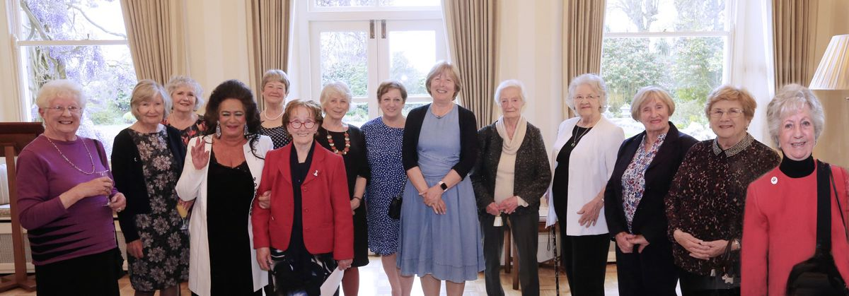 The Guernsey Voluntary Service awards evening with Lady Corder. Silver and bronze recipients. (Picture by Adrian Miller, 29491074)