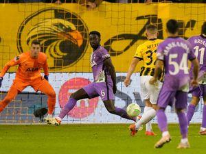 Maximilian Wittek strike sinks second-string Tottenham side