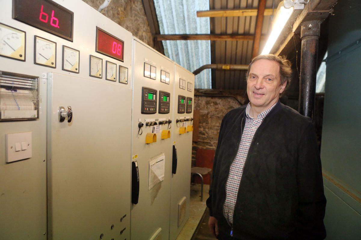 Sark Electricity Limited owner David Gordon-Brown. (26854630)