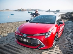 Test drive, Toyota Corolla Excel: A hint of hot hatch with practicality thrown in