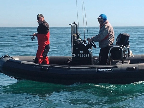 Alderney fishermen unhappy at French Ribs taking stock