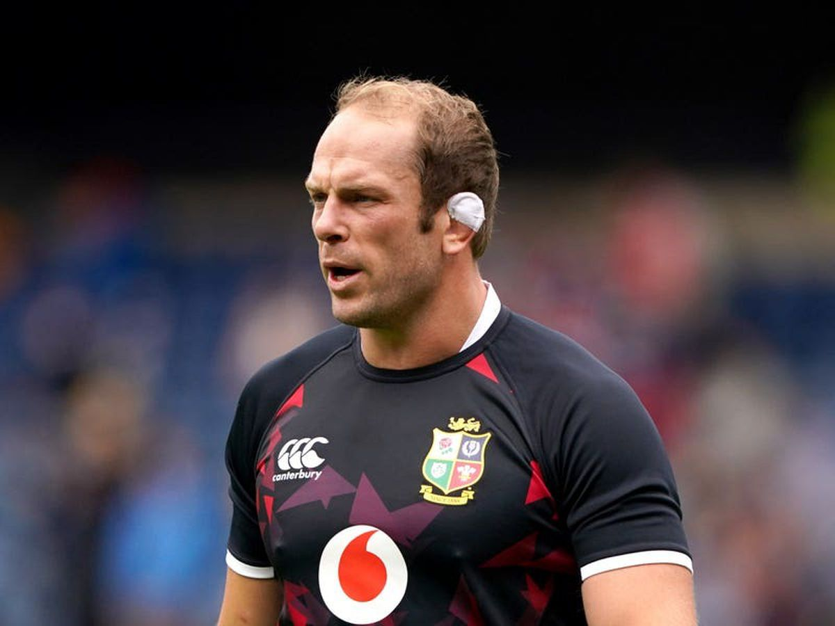 Alun Wyn Jones to skipper Lions in first Test against South Africa on Saturday