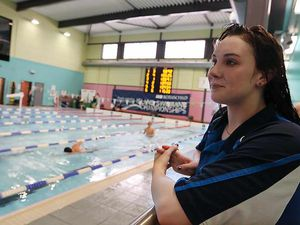 'It got to a point where I hated swimming,' says returning Neves