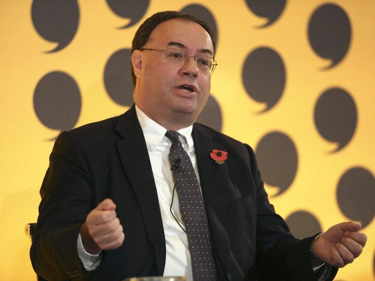 FCA chief executive Andrew Bailey, who was was grilled by MPs yesterday. (Picture by PA Wire)