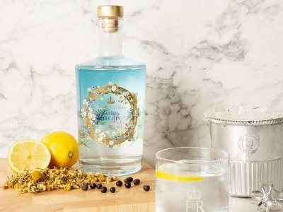 Buckingham Palace gin goes on sale