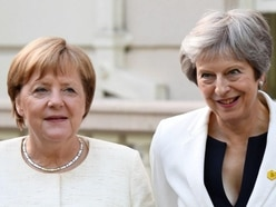 German Chancellor Angela Merkel rejects May's Chequers proposal