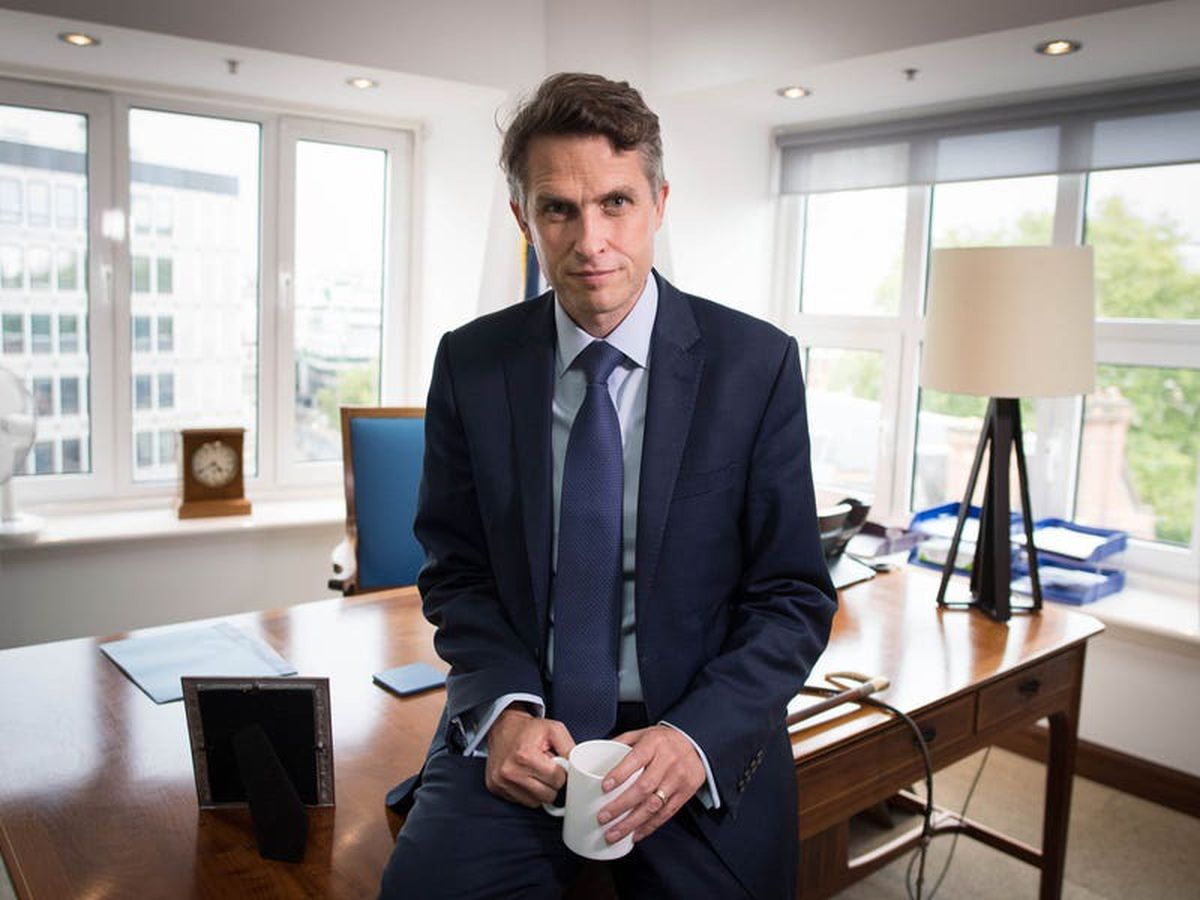 Gavin Williamson: Gaffe-prone 'Private Pike' who faced repeated calls to resign