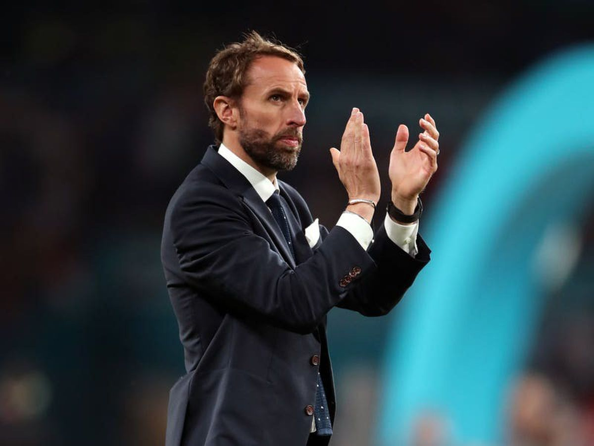 Southgate sees brighter future from adversity after England's Euros final defeat