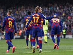 Barcelona edge past gutsy Getafe to pile pressure on Real Madrid