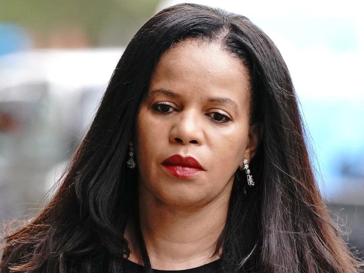 MP Claudia Webbe guilty of harassment after acid threat to boyfriend's friend