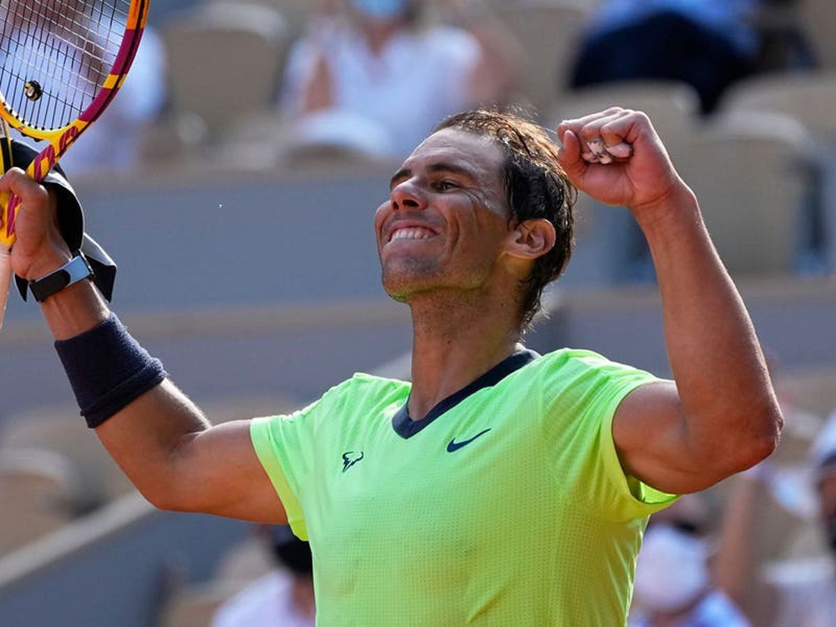 Rafael Nadal drops first set since 2019 final but eases past Diego Schwartzman