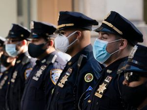 New York City police and firefighters told to get vaccinated or be put on leave