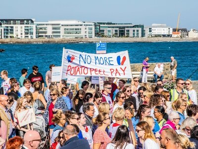 RCN says yes to nurses' potential ballot