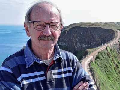 Hugo in Sark: Notes from a small(er) island