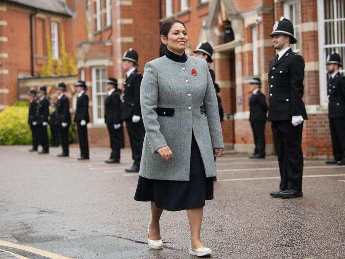 No confidence in Home Secretary, says Police Federation amid pay row
