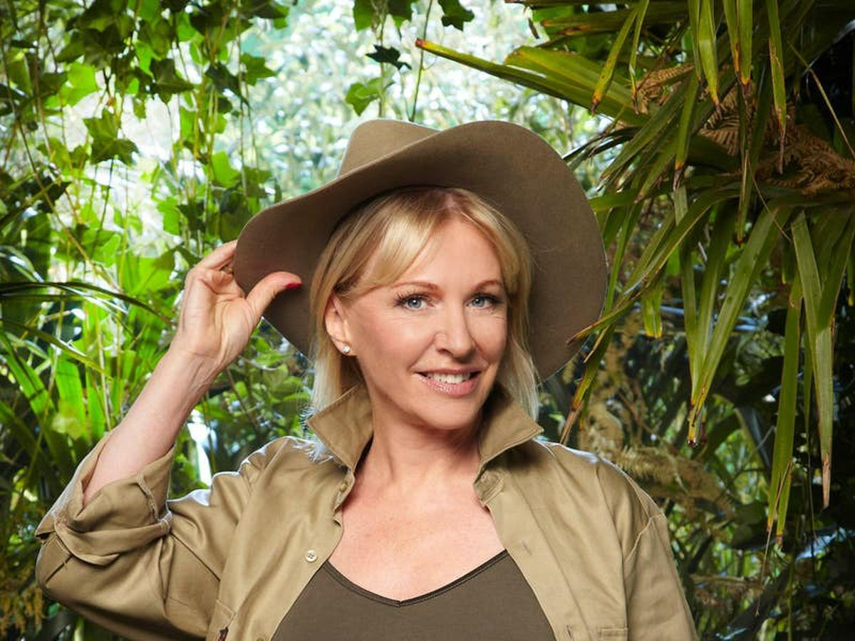 Nadine Dorries – ex-I'm a Celeb star and best-selling author takes culture brief