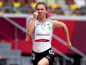 Poland grants humanitarian visa to Belarus Olympic sprinter