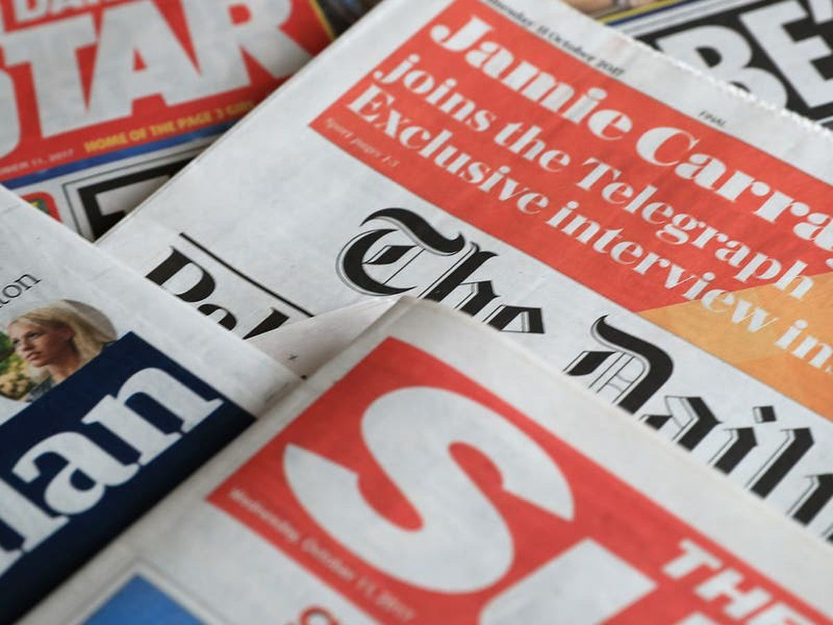 What the papers say – February 14