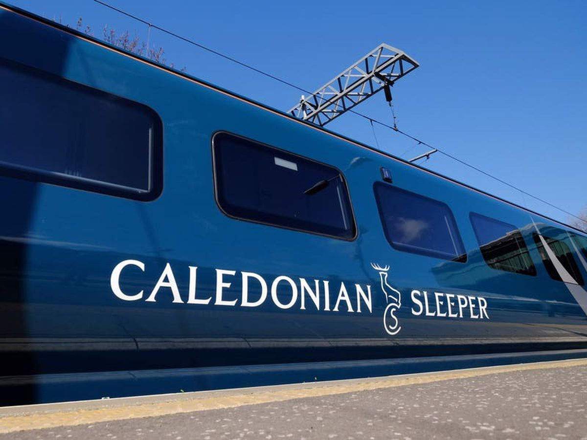 Caledonian Sleeper workers vote for strike action in pay dispute