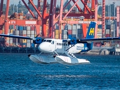 Easter take-off for seaplane service now aircraft sourced