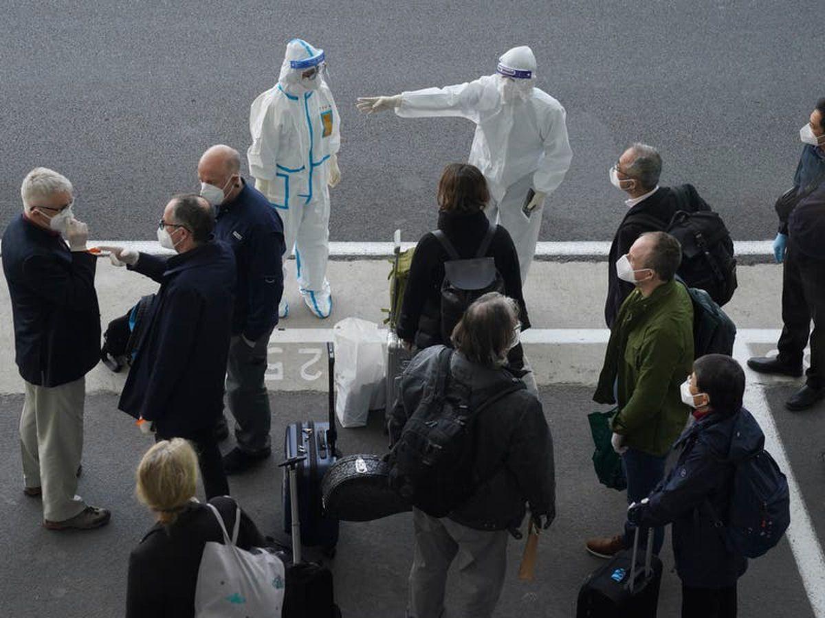 China warns against 'manipulation' of WHO coronavirus probe