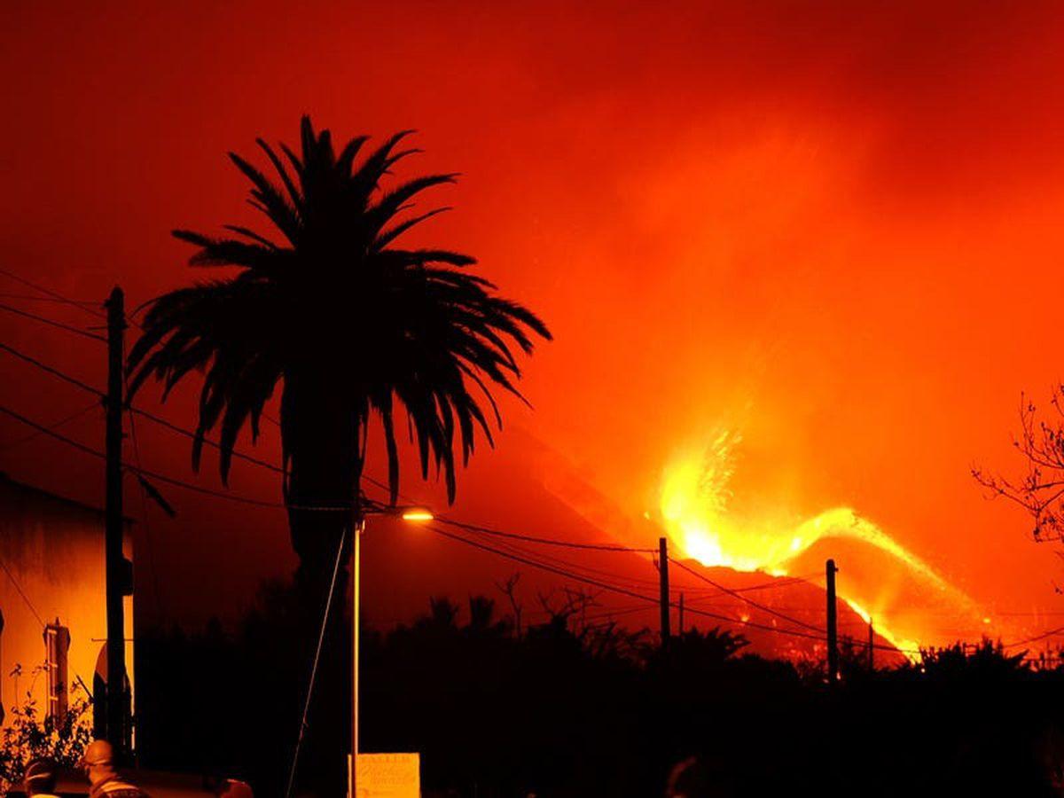 Strongest quake since volcano erupted shakes La Palma