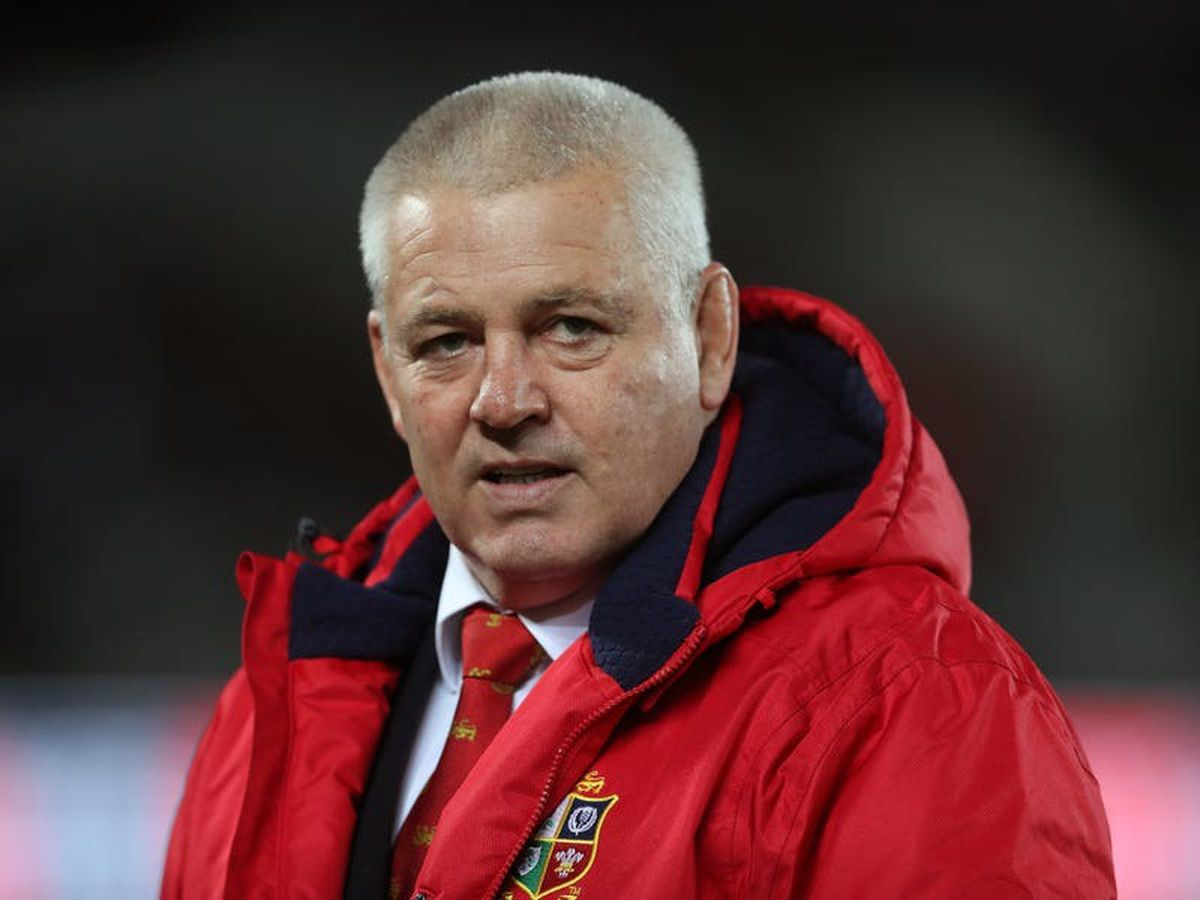 Warren Gatland will lead the British and Irish Lions in South Africa this summer (29445863)