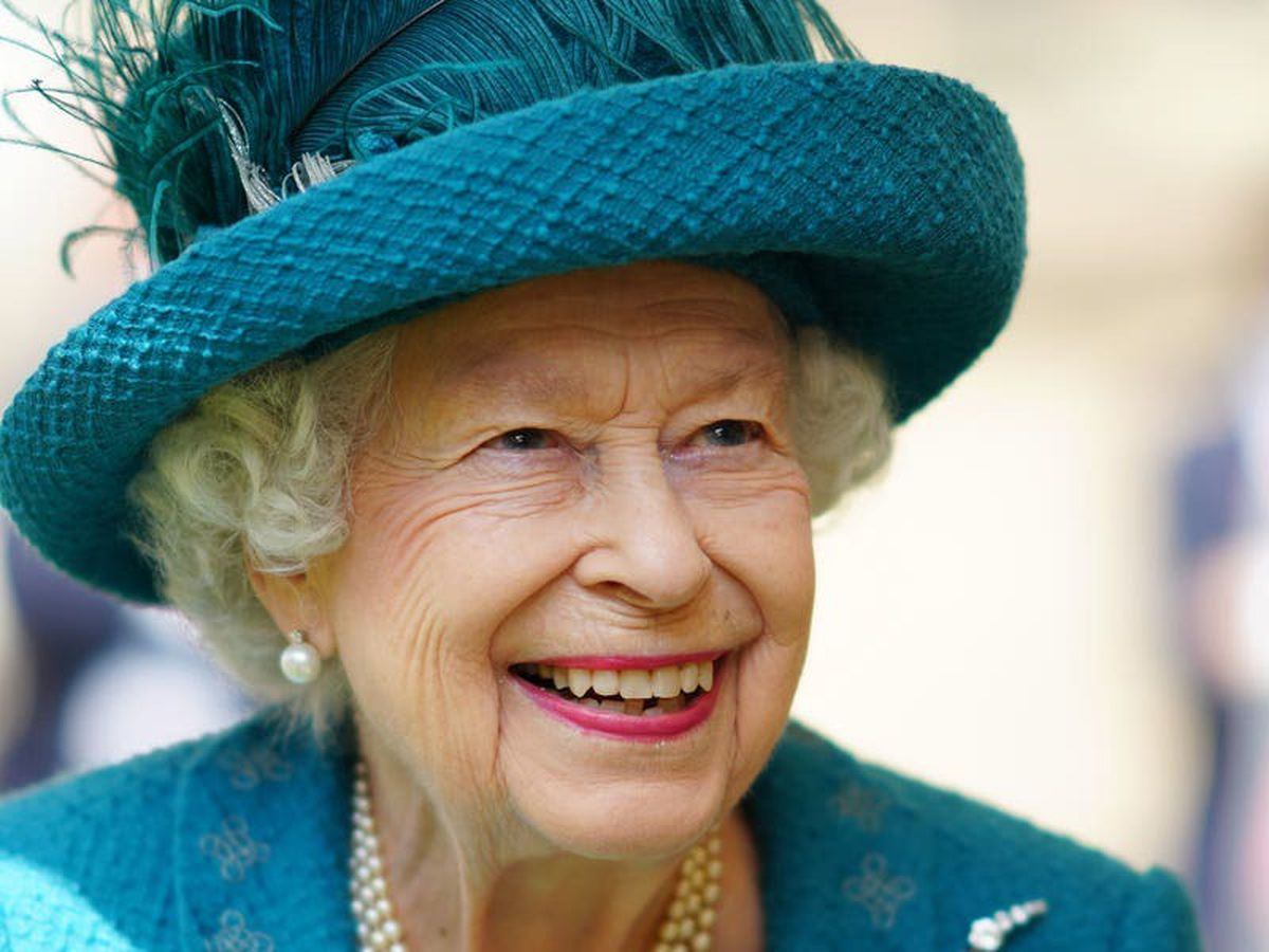The Queen's Platinum Jubilee is due to be celebrated next year. (29985462)