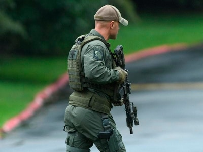At least three killed in shooting in US state of Maryland