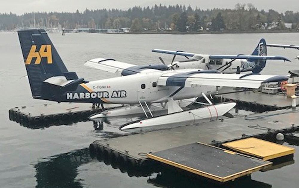 Licence next for seaplane service   Guernsey Press