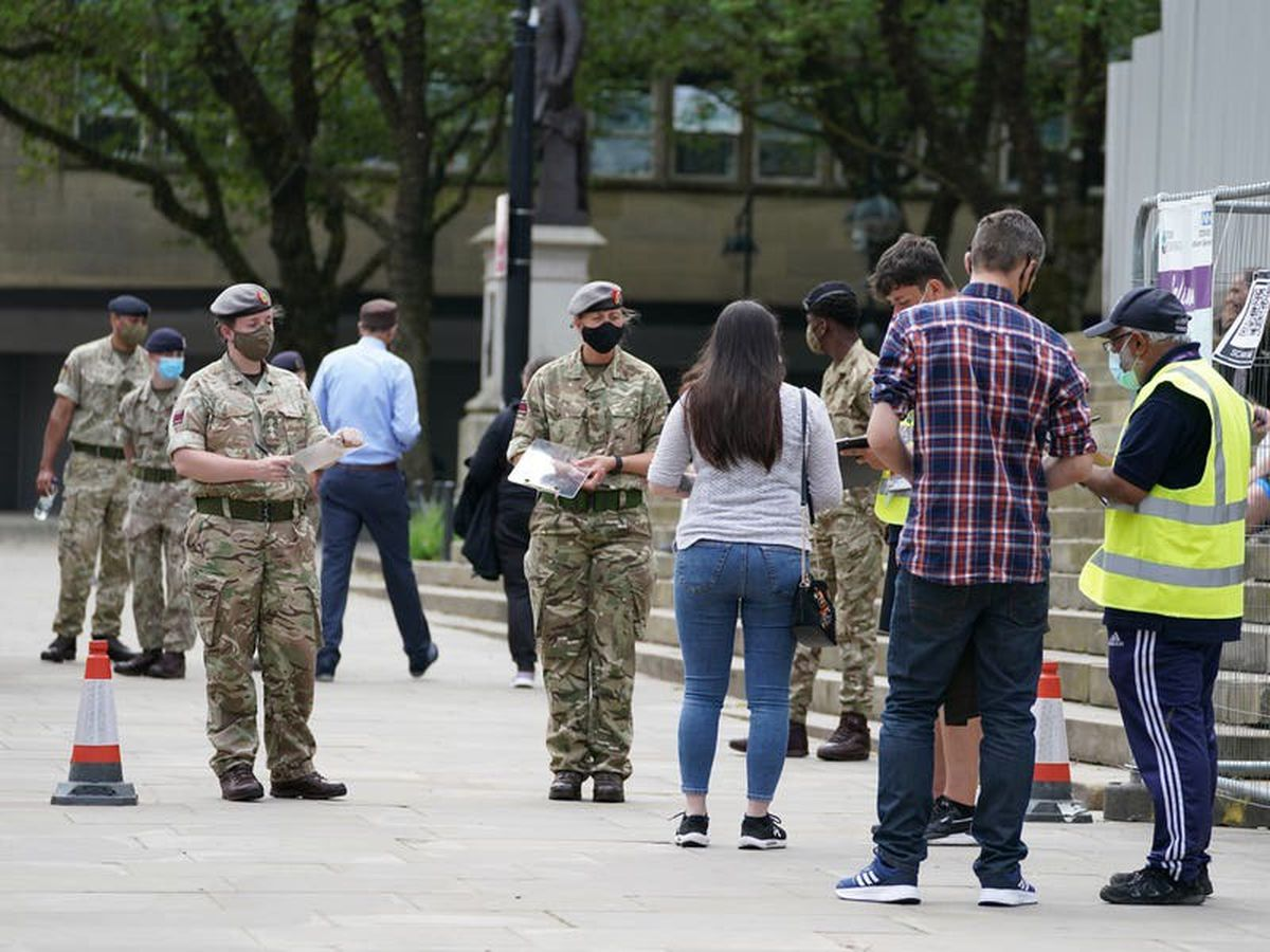 The data that could decide if England's lockdown ends on June 21