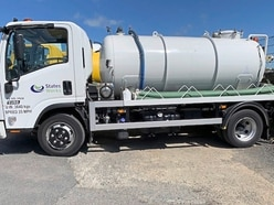 Not just colour changing as sewage tanker fleet replaced