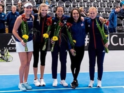 GB to travel to Japan in Fed Cup