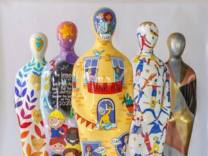 Public art exhibition honouring the NHS to begin nationwide tour in Birmingham