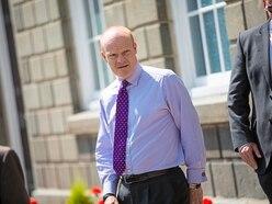 St Pier delivers 'measured dose of caution' on finances
