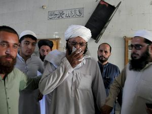 Deadly bomb attack on Islamic seminary in Pakistan