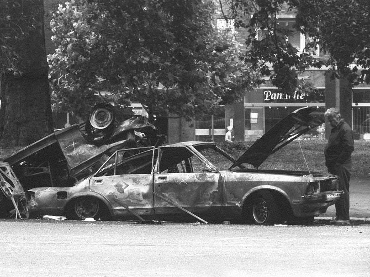 Hyde Park bombing: Damages cannot be awarded to 'mark society's condemnation'