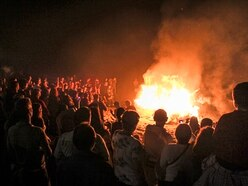 Big bonfires need permission under new pollution law